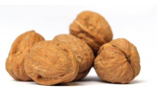 zijn walnoten in dop gezond