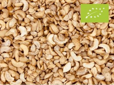Cashewnootstukjes biologisch