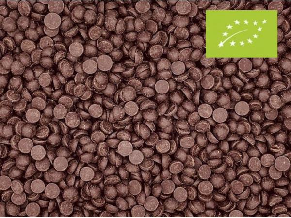 Chocolade drops biologisch