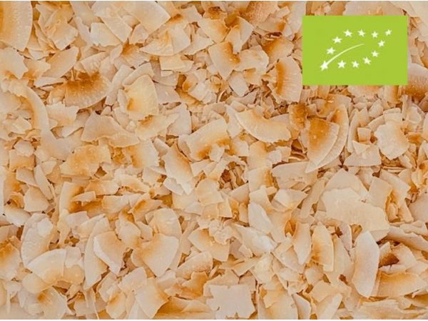 Kokos chips biologisch (stazak)