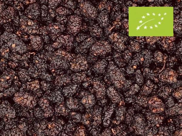 Moerbeibessen zwart biologisch (stazak)