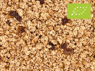 Muesli crunchy biologisch (stazak)