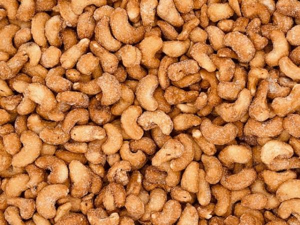 Cashewnoten geroosterd honing&zout (stazak)