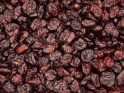 Cranberry's met appeldiksap (stazak)