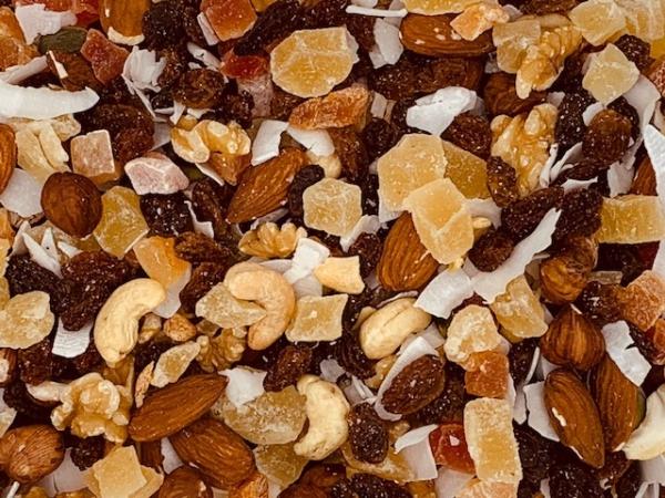 Gedroogde fruitmix (stazak)