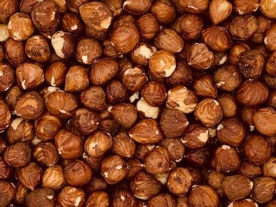 Hazelnoten bruin naturel
