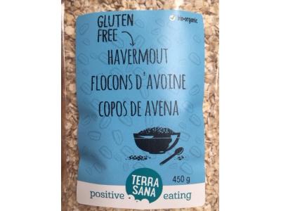 Havermout glutenvrij Terrasana 450 gram