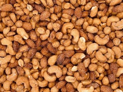 Notenmix geroosterd honing&zout (stazak)