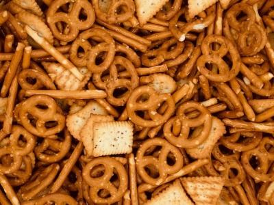 Pretzels bisquit mix (stazak)