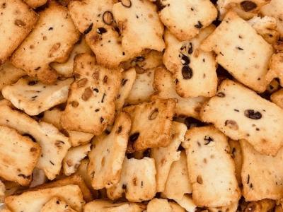 Soja-nut cookies (stazak)