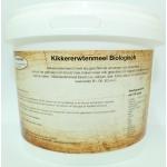 Kikkererwtenmeel biologisch